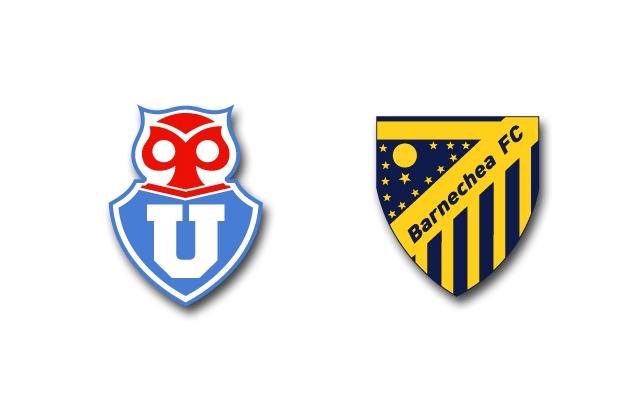 Barnechea vs U De Chile en Vivo – Clausura Chile 2015