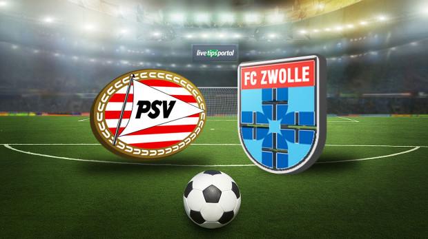 PSV vs Zwolle en Vivo – Eredivisie 2015