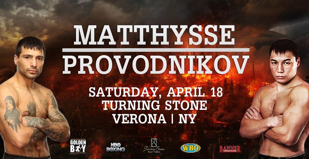 Ver Matthysse vs Ruslan Provodnikov en Vivo – Boxeo 2015