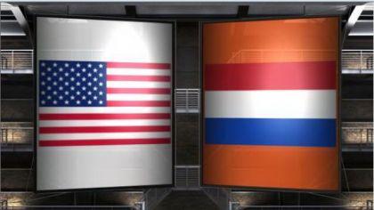 Estados Unidos vs Holanda en Vivo – Toulon 2015