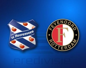 Heerenveen vs Feyenoord en Vivo – Eredivisie 2015