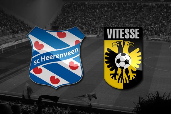 Heerenveen vs Vitesse en Vivo – Eredivisie 2015