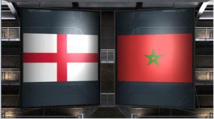 Inglaterra vs Marruecos en Vivo – Toulon 2015
