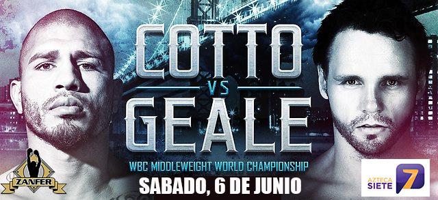 Ver Miguel Cotto vs Daniel Geale en Vivo – Boxeo 2015