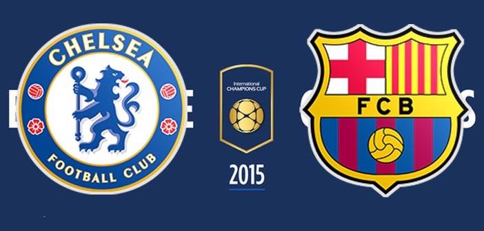 Ver Chelsea vs Barcelona en Vivo – International Champions Cup 2015