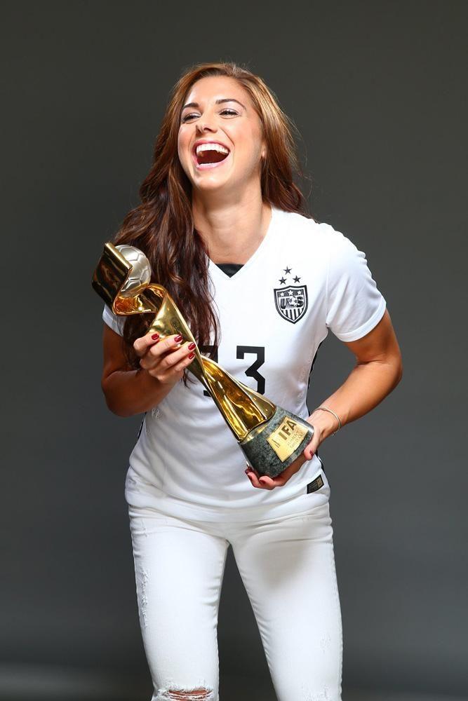 Jugadoras de futbol mas hermosas