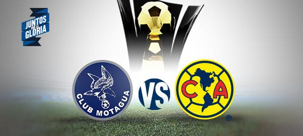 Motagua vs América en Vivo Fox Sports – Concachampions 2015