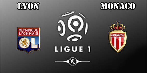 Lyon vs Monaco en Vivo por Internet Ligue 1 2016