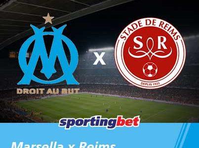 Marsella vs Reims en Vivo Hoy Ligue 1 2016
