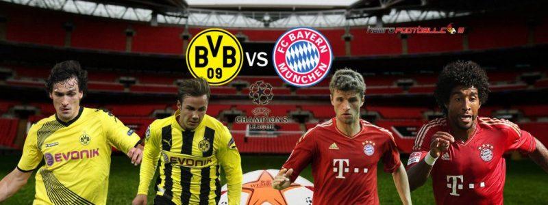 Bayern München vs Borussia Dortmund en Vivo DFL-Supercup 2016