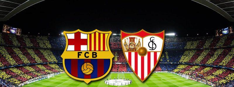 Dónde ver Barcelona vs Sevilla en Vivo Supercopa 2016