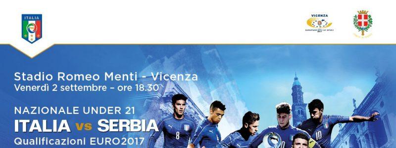 Serbia vs Italia en Vivo Clasificación Eurocopa Sub-21 2016