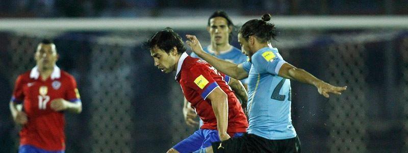 Chile vs Uruguay en Vivo Eliminatorias Conmebol 2016