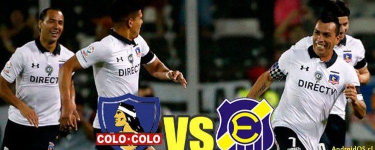 Colo Colo vs Everton en VIVO Apertura Chile 2016