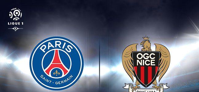 PSG vs Nice en Vivo TV Ligue 1 2016