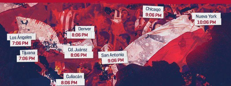 Chivas vs Pumas Opciones TV en Vivo Liga MX 2017