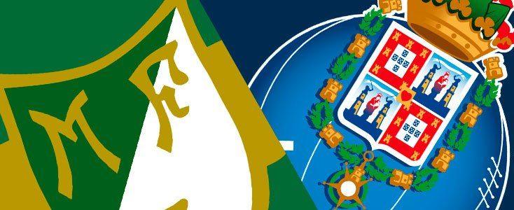 Moreirense vs Porto en Vivo Taça da Liga 2017