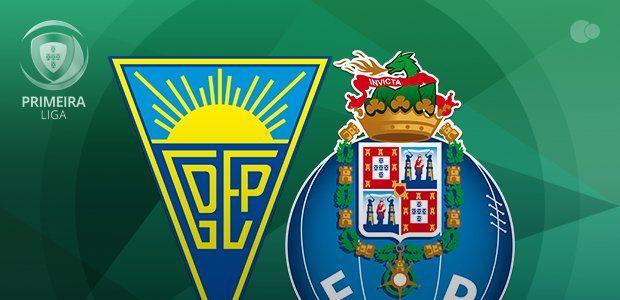Partido Estoril vs Porto en Vivo Hoy Primeira Liga 2017