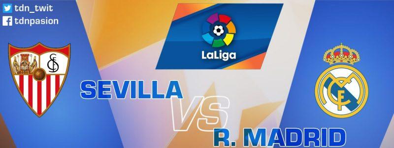 Sevilla vs Real Madrid en Vivo TV Copa del Rey 2017