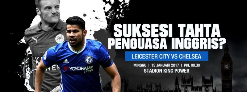 TV Leicester City vs Chelsea en Vivo Premier League 2017