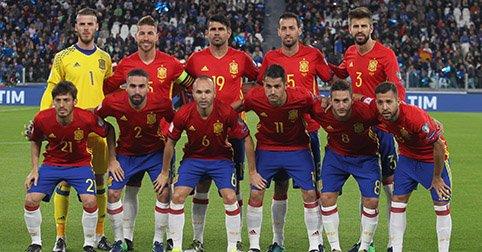 España vs Israel en Vivo Clasificación Rusia 2018 2017