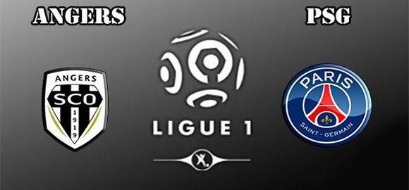 Angers SCO vs PSG en Vivo Online Ligue 1 2017