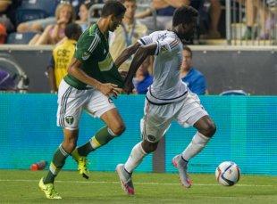 Philadelphia Union vs Portland Timbers live MLS 2017