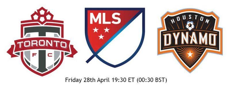 Toronto vs Houston Dynamo Live Stream MLS 2017