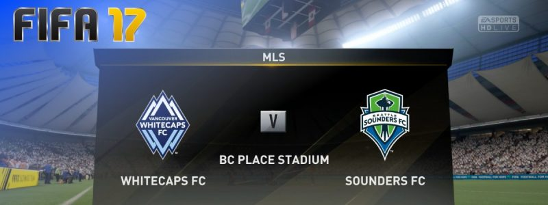 Vancouver vs Seattle Sounders en Vivo MLS 2017