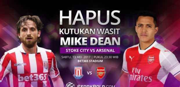 Stoke City vs Arsenal en Vivo por Internet Premier League 2017