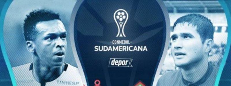 Corinthians vs Patriotas en Vivo Fox Sports Copa Sudamericana 2017