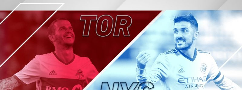 Partido Toronto vs New York City en Vivo MLS 2017