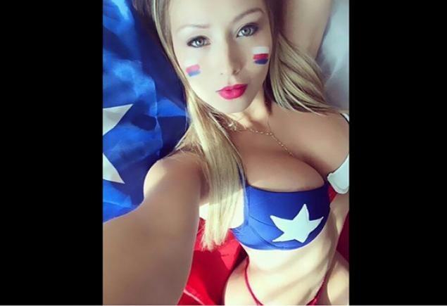 Daniela Chavez Mujeres desnudas en el mundial de futbol
