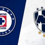 A que hora juega Cruz Azul vs Monterrey Liga MX 2017