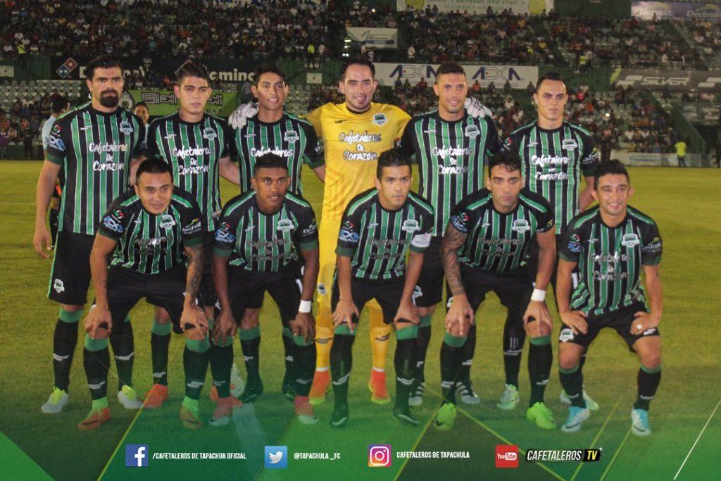 Atlético Zacatepec vs Venados en Vivo Ascenso MX 2017