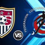 Estados Unidos vs Costa Rica en Vivo Clasificación Rusia 2018 2017