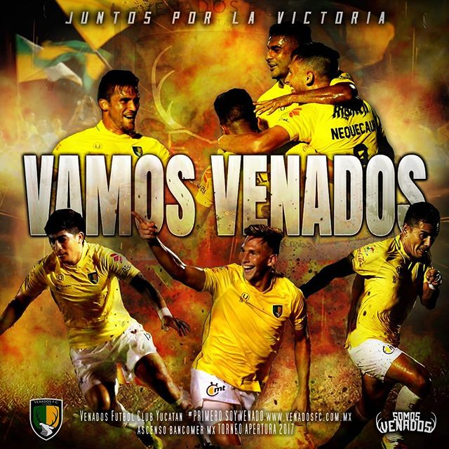 Venados vs Alebrijes en Vivo Online Ascenso MX 2017
