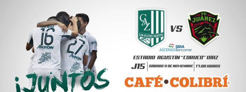 Atlético Zacatepec vs Bravos en Vivo Ascenso MX 2017