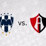 Partido de vuelta Monterrey vs Atlas en Vivo 2017 Liga MX 2017