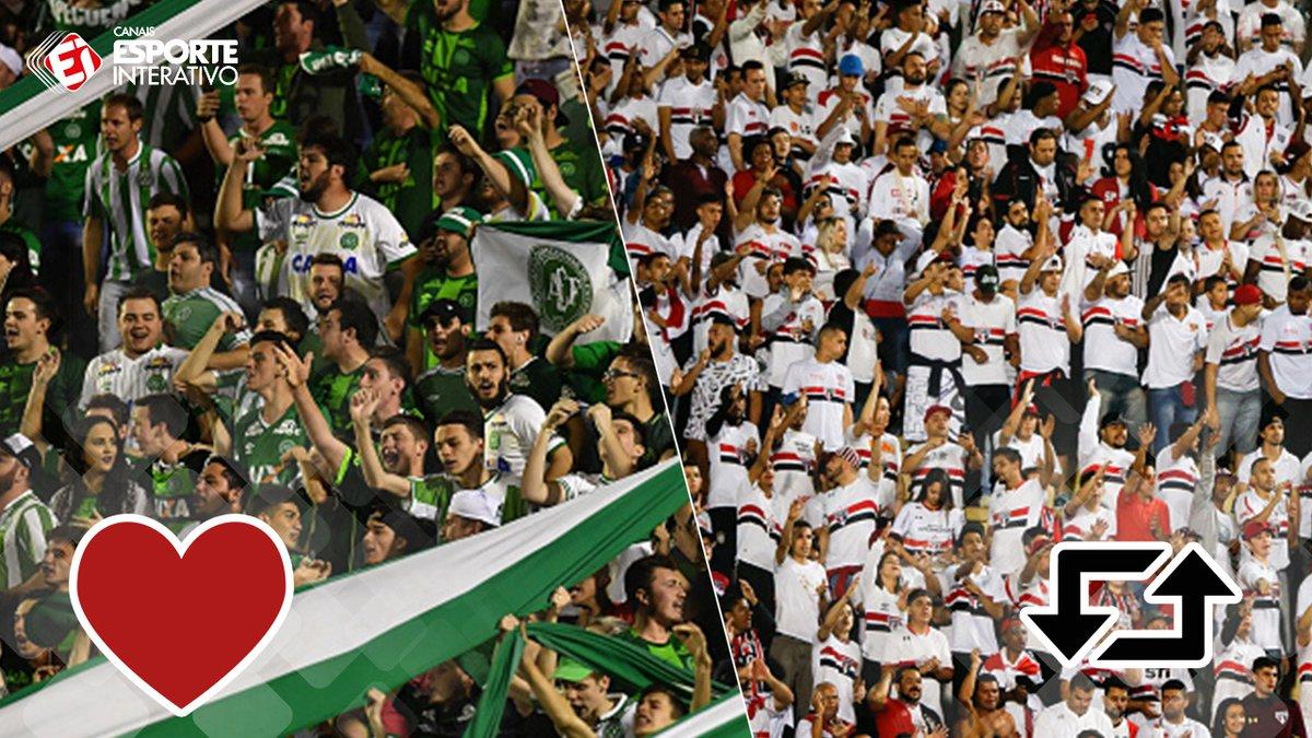 Sao Paulo vs Chapecoense en Vivo 2017 Brasileirao 2017