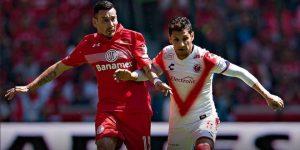 Veracruz vs Toluca en Vivo Azteca 13 Liga MX 2017