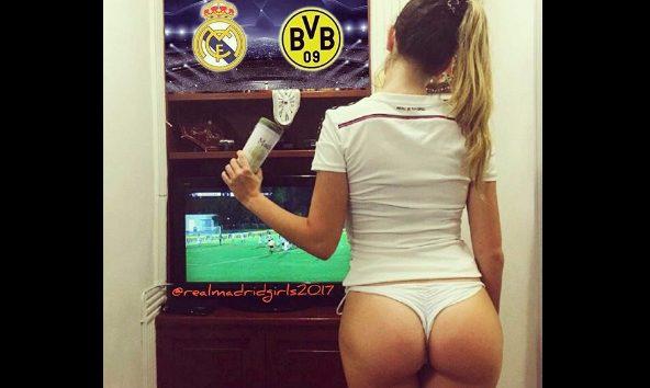 Partido en Vivo Real Madrid vs Borussia Dortmund 2017 televisa
