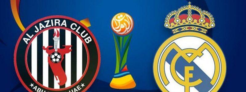 Semifinal en Vivo Al Jazira vs Real Madrid 2017 Mundial Clubes
