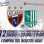 Atlante vs Atlético Zacatepec en Vivo TDN Ascenso MX 2018