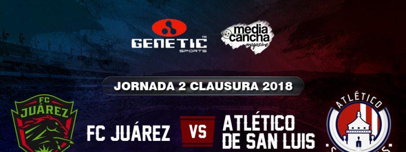 Bravos vs Atlético San Luis en Vivo 2018 Ascenso MX