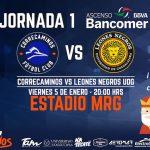Correcaminos vs Leones Negros en Vivo 2018 Ascenso MX 2018