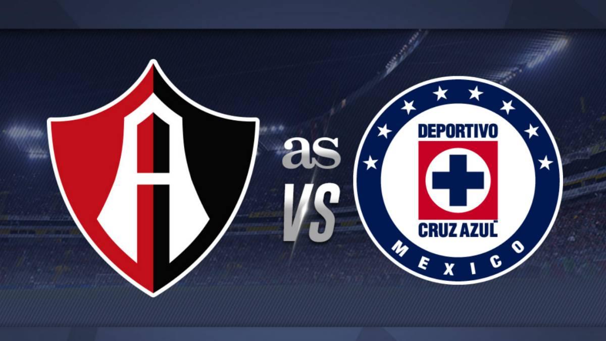 Atlas vs Cruz Azul en Vivo por Azteca 7 Online Liga MX 2018