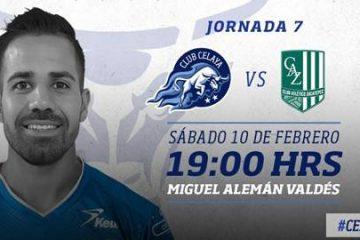 Celaya vs Zacatepec en Vivo Online Ascenso MX 2018