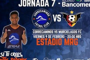 Correcaminos vs Murciélagos en Vivo Ascenso MX 2018