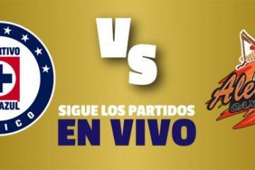 Cruz Azul vs Alebrijes en Vivo Online Copa MX 2018